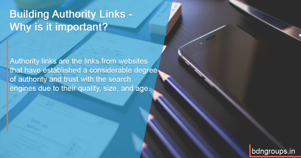 Building Authority Links - Why is it important?